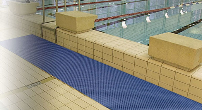 Advantages of doormat for pool area