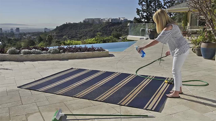 How To Maintain Outdoor Rugs